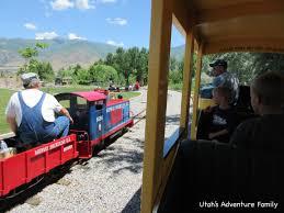 s u0026 s shortline railroad in farmington utah u0027s adventure family