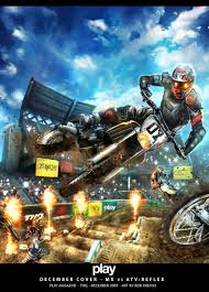 motocross vs atv mx vs atv reflex art clean by robduenas on deviantart