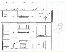 Kitchen Base Cabinet Height Best Kitchen Cabinet Standard Measurements Home Design Awesome