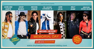 michael jackson funeral program michael jackson memorial day king of pop events
