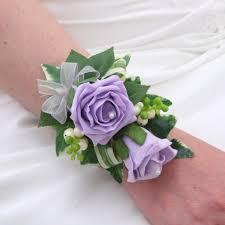 wrist corsages foam wrist corsage