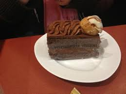 chocolate cake picture of patisserie valerie bath tripadvisor
