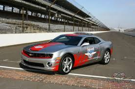 camaro pace car 2010 chevy camaro is the indy 500 pace car