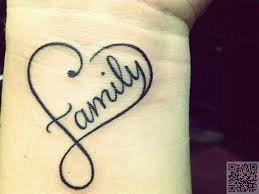 18 family 34 of the best word tattoos you ll see