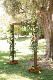 wedding arch plans free best 25 wedding arch greenery ideas on wedding