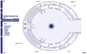 discovery class starship blueprints u s s odyssey ncc 71832 b
