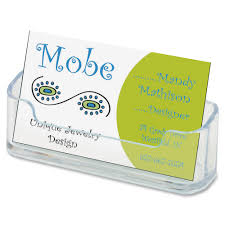 clear buisness cards product def70101 deflecto desktop business card holders office