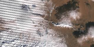 Snow In Sahara Snowfall Recorded In Sahara Desert For First Time In 37 Years