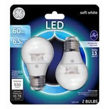 Ceiling Fan Light Bulbs Led Ge 120v Ceiling Fan Light Bulb Clear 40w Inside Led Bulbs