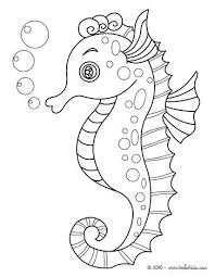 ocean life coloring pages printable best photos of sea for adults