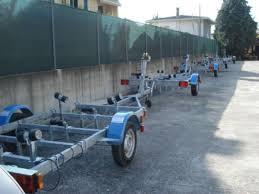 noleggio carrello porta auto trasporto barche o noleggio carrello trailer point annunci venezia