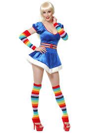 80s Workout Halloween Costume 80s Rainbow Vixen Costume Halloween Costumes