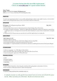 basic resume format for engineering students best resume format pdf for engineers sle resume for freshers