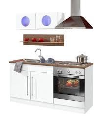 Kueche Mit Elektrogeraeten Guenstig Küchenzeile Keitum Held Möbel Mit Elektrogeräten Breit 160 Cm