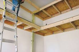 Diy Garage Storage Cabinets 20 Diy Garage Shelving Ideas Guide Patterns Building Garage Wall