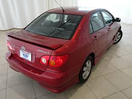 2003 toyota corolla mpg automatic 2003 used toyota corolla 4dr sedan s automatic at fairway ford