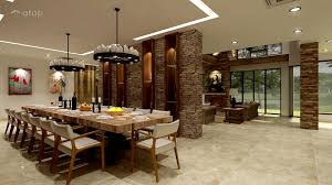tropicana golf club bungalow house interior design renovation