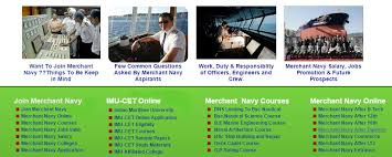 Deck Rating Jobs by All India Merchant Navy Recruitment 2018 Merchant Navy Admission