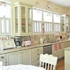 Shabby Chic Kitchen Design Ideas Shabby Chic Kitchen Decor Pink And White Shabby Chic