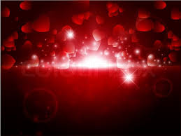 valentines lights bright abstract background with and lights