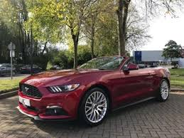mustangs for sale on ebay 2017 17 ford mustang 2 3 ecoboost 2dr auto 313 bhp luxury