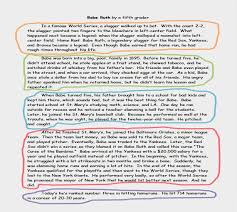 an example of chronological order chronological essay madrat co