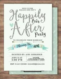 after wedding watercolor flowers after wedding party invitations rustic