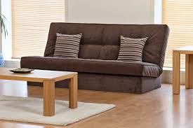 furniture comfortable cheap futons in red and black for home