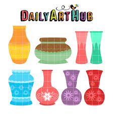 Clipart Vase Of Flowers Vases Clipart Clipground