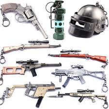 pubg weapons playerunknowns battlegrounds pubg level pistol helmet keychain key