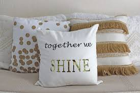 How To Make Sofa Pillow Covers How To Make A Custom Pillow Cover