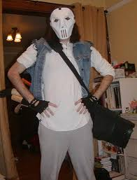 April Halloween Costume Girlfriend Casey Jones April U0027neil