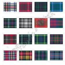 tartan ribbon berisfords scottish tartan ribbon 25mm 40mm 70mm choose pattern