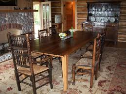 harvest dining room table custom harvest table gallery antique and recycled woods