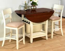 dining table for small spaces modern drop leaf dining tables for small spaces of including furniture