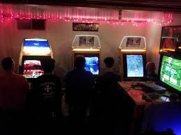 my basement arcade album on imgur