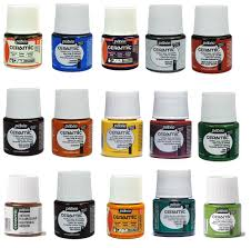 pebeo ceramic paint opaque and glossy colours 45 ml pebeo ebay