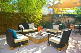 patio ideas concrete patio designs with fire pit cute outdoor
