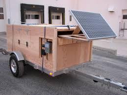 homebuilt camper trailer with pictures