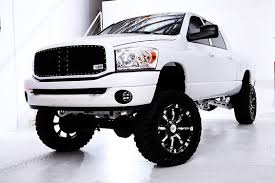 dodge ram white grill rbp 94r rims and black grille in a lifted white dodge ram support