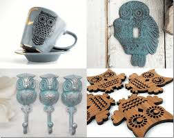 Owl Home Decor Owl Trends In Jewelry And Home Decor Ideas 2015