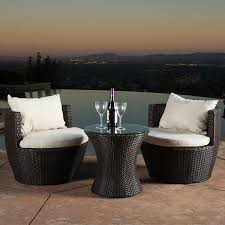 Furniture Outdoor Patio Rattan Sofa And Chair Sets Wicker Patio Furniture Walmart Wicker