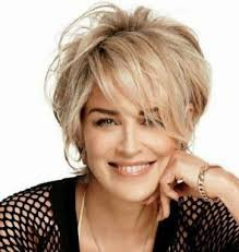 hairstyles for 50 year olds 2014 sharon stone s new haircut 2014 google search sharon stone