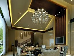 Dining Room Ceiling Living Room Ceiling Design Let The New Light Room Interior