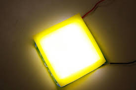 flexible led lighting film new design for an easily fabricated flexible and wearable white