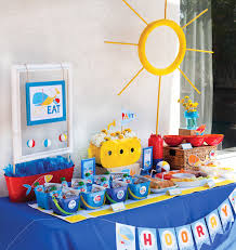 Pool Party Decoration Ideas Creative Pool Party Or Playdate Ideas For Little Swimmers