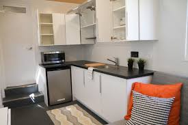 tiny house town glendale shipping container home 300 sq ft