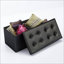 furniture best storage ottoman leather shoe storage bench