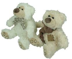 2 piece plush toy cuddly toys