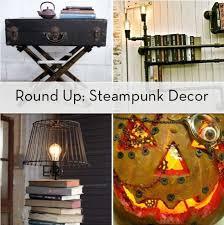 Steam Punk Home Decor Diy Steampunk Home Decor 11906